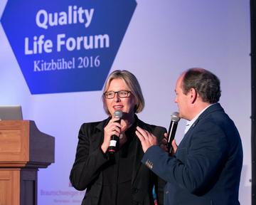 QUALITY LIFE FORUM IN KITZBÜHEL